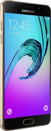 Samsung Galaxy A5 (2016) SM-A510F Single-SIM LTE-Smartphone 13.2 cm (5.2 Zoll) 1.6 GHz Octa Core 16 GB 13 Mio. Pixel And