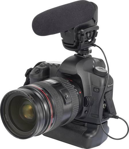 Kamera-Mikrofon Renkforce VM-6 Übertragungsart:Kabelgebunden inkl. Windschutz
