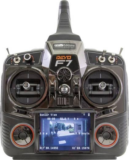 Walkera Devo F7 Hand-Fernsteuerung 2,4 GHz Anzahl Kanäle: 7 inkl. Empfänger