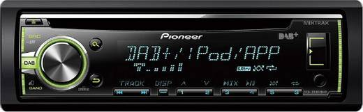 pioneer deh x6800dab autoradio dab tuner anschluss f r. Black Bedroom Furniture Sets. Home Design Ideas