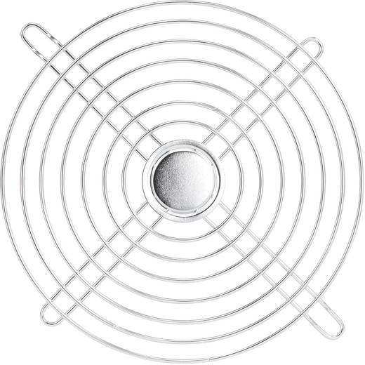 Lüftergitter 1 St. PROFAN Technology (B x H) 170 mm x 170 mm Metall verchromt, vernickelt