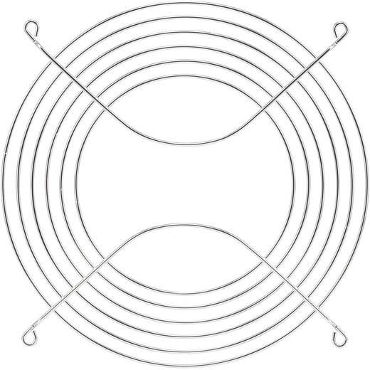 Lüftergitter 1 St. PROFAN Technology (B x H) 200 mm x 200 mm Metall verchromt, vernickelt