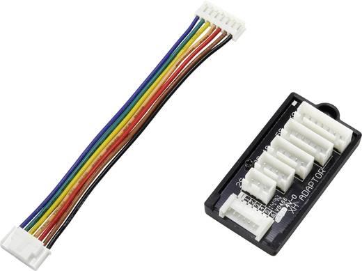 LiPo Balancer Board Ausführung Ladegerät: EH Ausführung Akku: XH Geeignet für Zellen: 2 - 6 VOLTCRAFT