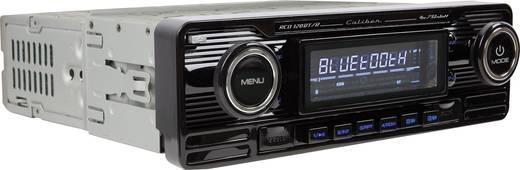 Caliber Audio Technology RCD-120BT/B Autoradio Retro Design, Bluetooth®-Freisprecheinrichtung