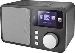 Internetové stolní rádio Dual IR 4 s DLNA černá