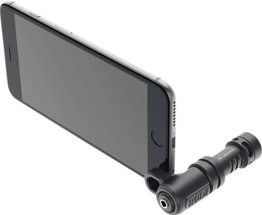 Sprach-Mikrofon RODE Microphones VIDEOMIC ME Übertragungsart:Direkt inkl. Windschutz