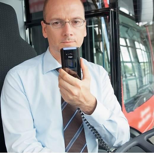 Atemalkoholgesteuerte Wegfahrsperre Dräger Interlock 5000 Grau 0 bis 5 ‰ inkl. Display