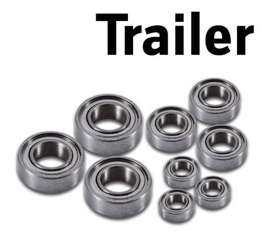 Reely Kugellagersatz für Tamiya-Truckauflieger 2achsig 1 Set