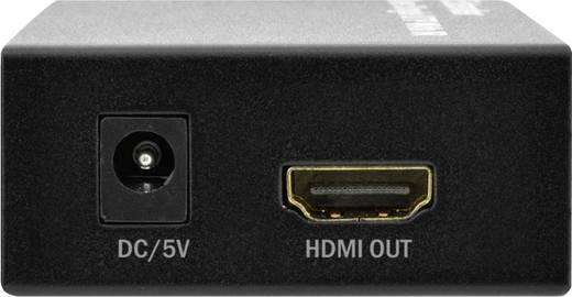 HDMI™ Zusatzempfänger über Netzwerkkabel RJ45 Digitus Professional DS-55121 120 m