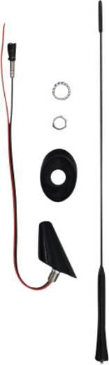 AIV Dachantenne 72° - AM/FM Autoradio-Universal-Antenne