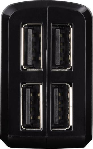USB-Ladegerät KFZ, LKW Hama 54183 Ausgangsstrom (max.) 4800 mA 4 x USB