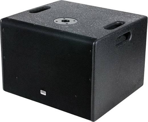 Aktiver PA Subwoofer 30 cm 12 Zoll DAP Audio DRX-12BA 600 W 1 St.