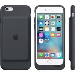 Zadný kryt pre iPhone Apple Smart Battery Case vhodný pre: Apple iPhone 6S, čierna