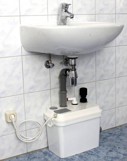 Schmutzwasserhebeanlage Zehnder Pumpen S-SWH 100 6 m