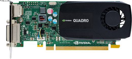 Workstation-Grafikkarte PNY Nvidia Quadro K420 2 GB DDR3-RAM PCIe x16 DVI, DisplayPort