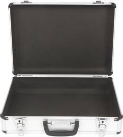 Univerzální hliníkový kufr TOOLCRAFT 1409402, rozměry: (š x v x h) 428 x 123 x 310 mm, hliník