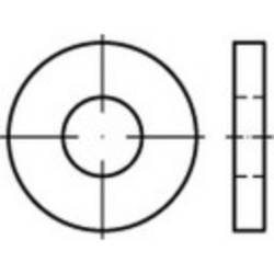 Rondelle TOOLCRAFT 140951 N/A Ø intérieur: 19 mm acier 50 pc(s)