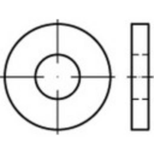 Unterlegscheiben Innen-Durchmesser: 8.4 mm DIN 7349 Edelstahl A4 100 St. TOOLCRAFT 1067790