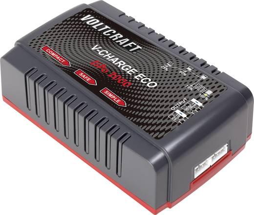 Modellbau-Ladegerät 230 V 2 A VOLTCRAFT V-Charge Eco LiPo 2000 LiPo