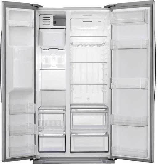 Sidebyside Kühlschrank by side kühlschrank gsl325pzcvd