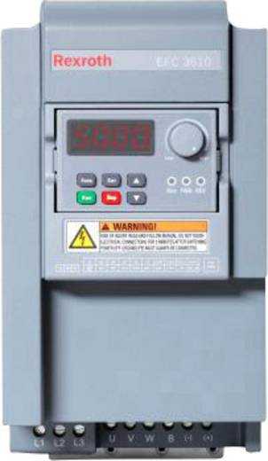 Rexroth by Bosch Group Frequenzumrichter EFC3610-3K00-3P4-MDA-7P 3 kW 3phasig 400 V