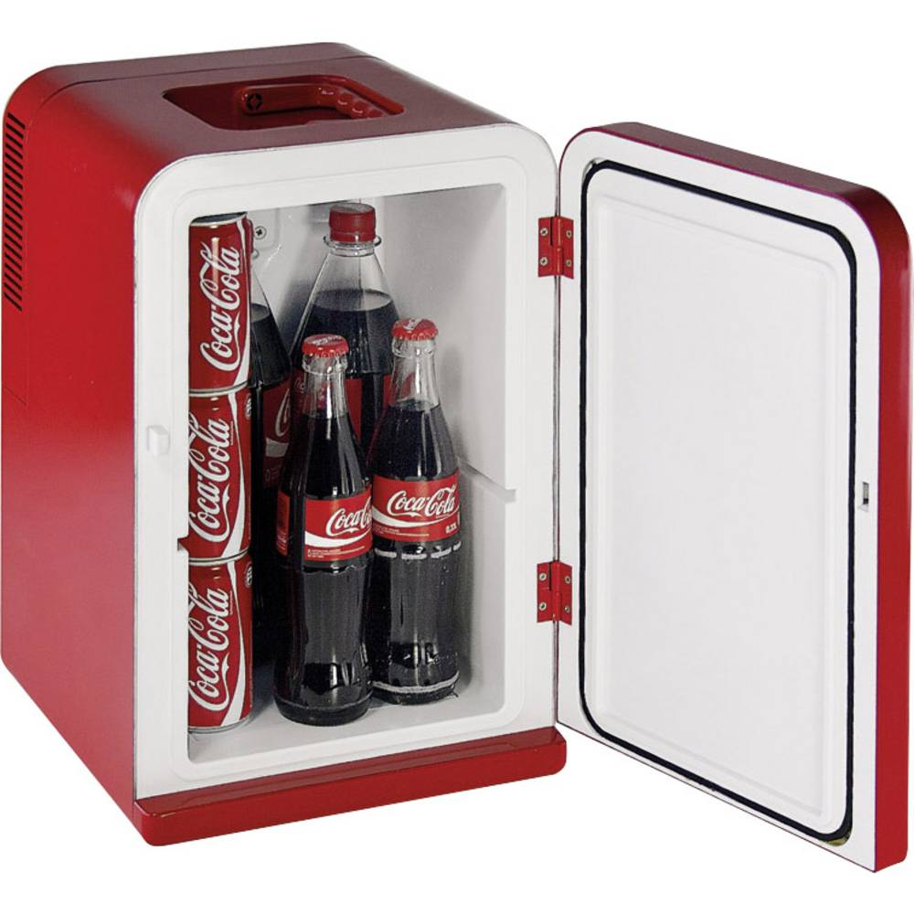 mini frigorifero frigo per le feste coca cola minifrigo. Black Bedroom Furniture Sets. Home Design Ideas