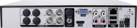 Analog Überwachungskamera-Set 4-Kanal mit 2 Kameras 700 TVL 500 GB Smartwares DVR524S 10.036.88
