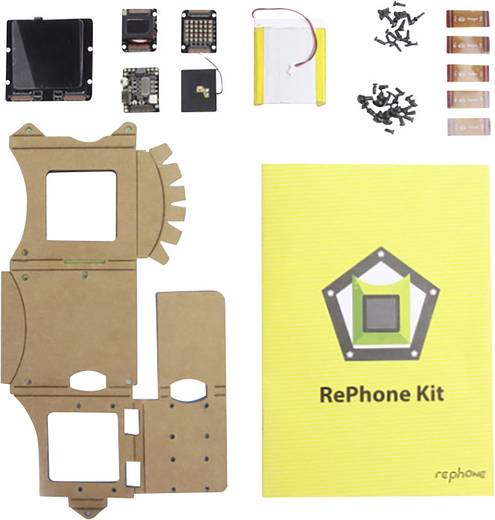 Handy Bausatz Seeed Studio RePhone Kit Create 110040002