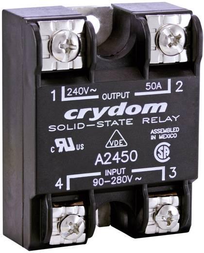 Halbleiterrelais 1 St. Crydom A2450 Last-Strom (max.): 50 A Schaltspannung (max.): 280 V/AC Nullspannungsschaltend