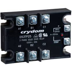 Polovodičové relé Crydom A53TP25D A53TP25D, 25 A, 1 ks