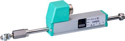 Gefran PY-1-C-025 0000X000X00 Wegaufnehmer Messbereich: 25 mm (max) Stecker, 5 polig