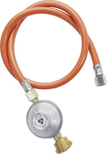 Profi Cook PC-GG 1057 B Grillwagen Gas-Grill Schwarz-Silber