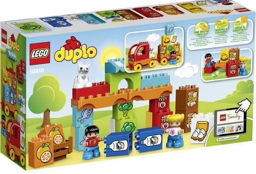 LEGO® DUPLO® 10818 Mein erster Lastwagen