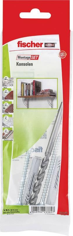 Kit de montage consoles Fischer 534578