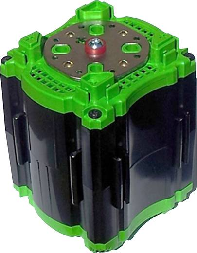 TYVA Li-Ion Modul 25.6 - 28.8 V für Akkupack reihe, 8 x 18650 M4-Schraubanschluss (L x B x H) 75 x 75 x 106 mm TYVA modu