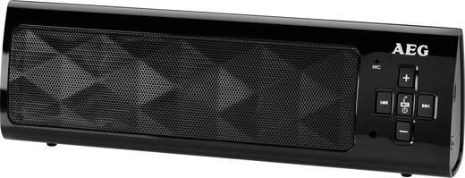 AEG BSS 4818 Bluetooth® Lautsprecher Freisprechfunktion Schwarz