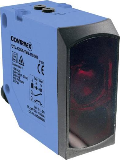 Contrinex LHL-C55PA-TMS-107-501 Laser-Reflexions-Lichttaster hellschaltend, dunkelschaltend, Hintergrundausblendung 18
