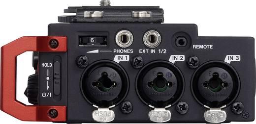 Audio-Recorder Tascam DR-701D Schwarz/Rot