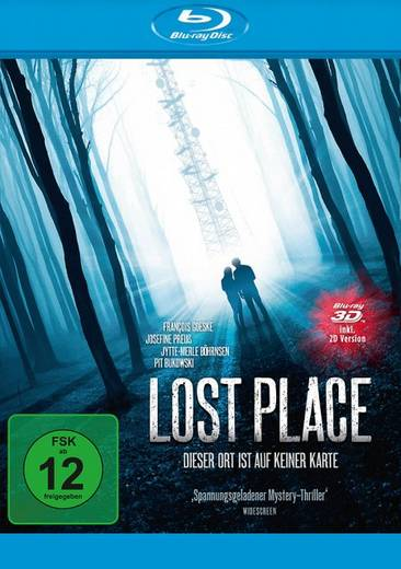 blu-ray 3D Lost Place FSK: 12