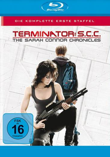 blu-ray Terminator The Sarah Connor Chronicles Season 1 FSK: 16