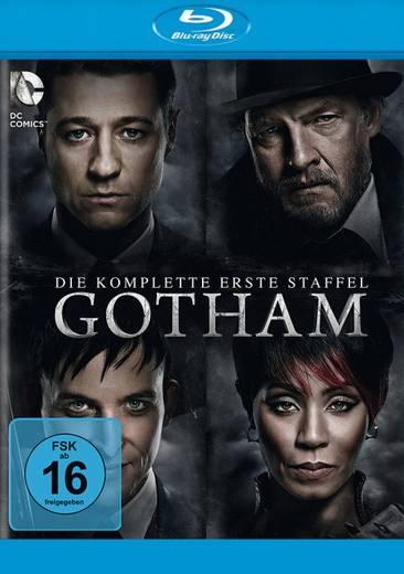 blu-ray Gotham Staffel 01 FSK: 12