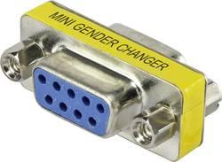Sériový adaptér Renkforce RF-4230660 [1x DSUB zásuvka 9pólová - 1x DSUB zásuvka 9pólová], žlutá