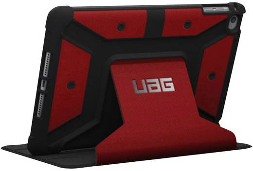 uag iPad Cover / Tasche Backcover Passend für Apple-Modell: iPad mini 4 Rot