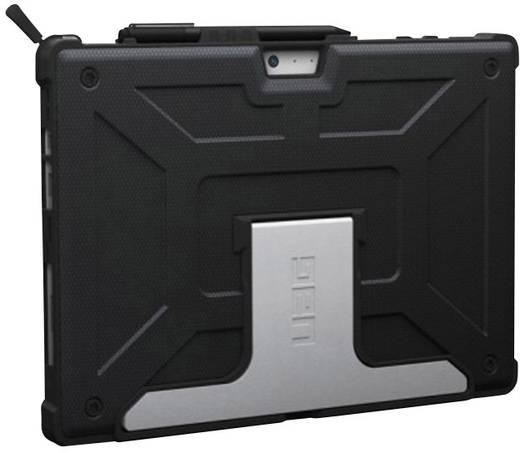 uag Backcover Tablet Tasche, modellspezifisch Microsoft Surface Pro 4, Surface Pro (2017), Surface Pro 6 Schwarz