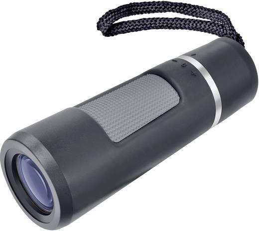 Monokular Bresser Optik Topas 10 x 25 mm Schwarz