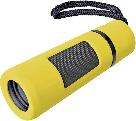 Monokular Bresser Optik Topas 10 x 25 mm Gelb
