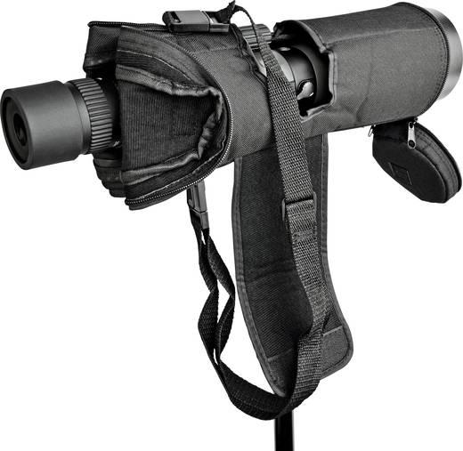 Spektiv Bresser Optik Condor gerade 20 bis 60 x 85 mm Schwarz-Grün
