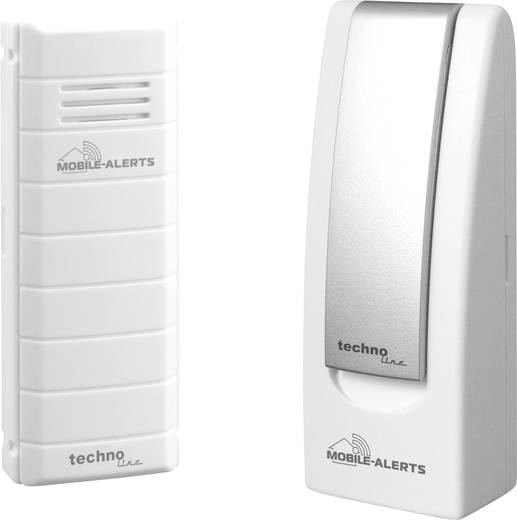 Techno Line MA 10045 Mobile Alerts MA 10045 Funk-Wetterstation Vorhersage für 12 bis 24 Stunden