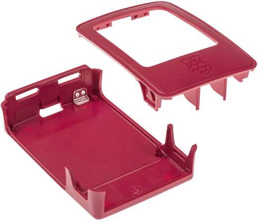 Raspberry Pi® Gehäuse Rot/Weiß RB-Case+06 Raspberry Pi® 2 B, Raspberry Pi® B+, Raspberry Pi® 3 B+, Raspberry Pi® 3 B