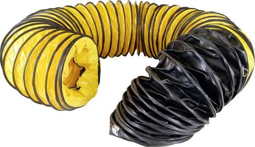 Heizgeräte-Warmluftführung Gelb, Schwarz